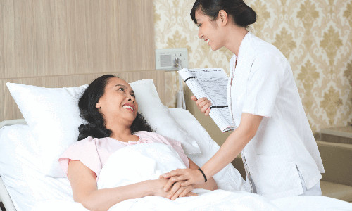 Bảo Việt Nhân thọ rút ngắn thời gian giải quyết quyền lợi bảo hiểm rủi ro xuống 15 phút