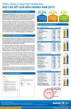 Báo cáo thường niên 2015