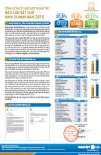 Báo cáo thường niên 2016