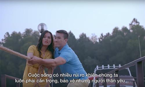 Phim sản phẩm Trọn Đời Yêu Thương