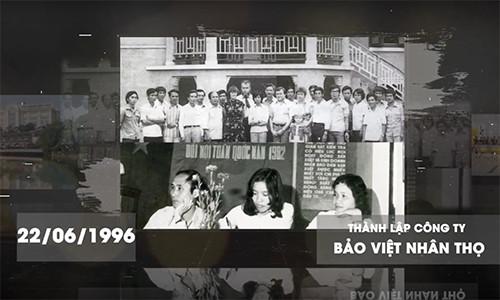 Bảo Việt Nhân thọ - Chặng đường 22 năm Bảo vệ giá trị Việt