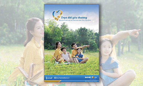 """Bảo Việt Nhân thọ ra mắt """"Trọn đời yêu thương"""" - Bảo vệ cả gia đình chỉ trong một hợp đồng"""