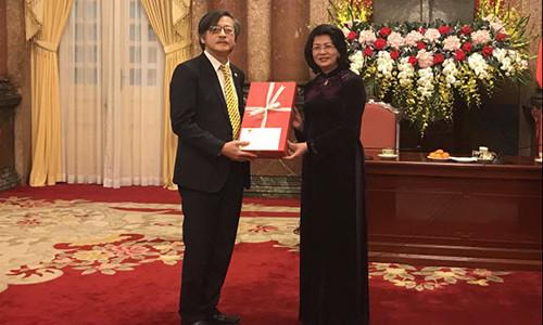 Lãnh đạo Nhà nước ghi nhận và vinh danh Bảo Việt Nhân thọ vì những đóng góp tích cực cho các hoạt động vì trẻ em 2016