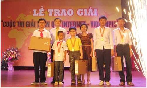 Bảo Việt Nhân thọ chính thức trở thành nhà tài trợ đồng hành cùng Violympic