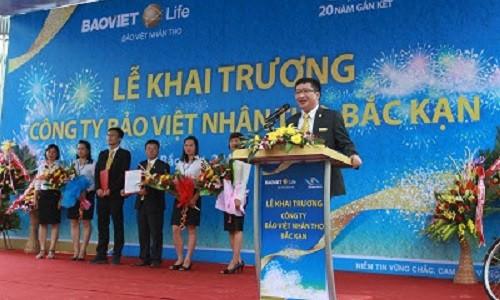 Bảo Việt Nhân thọ thành lập thêm 5 công ty thành viên, nâng số lượng công ty thành viên trên toàn quốc lên 65 công ty/63 tỉnh thành