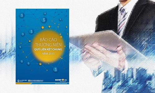 Báo cáo Thường niên Quỹ Liên kết Chung năm 2015