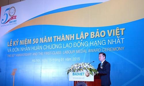 Bảo Việt - Nửa thế kỷ Vì những niềm tin của bạn