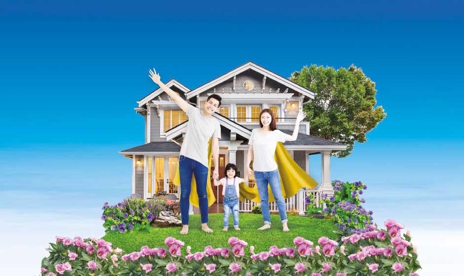 Bảo hiểm nhân thọ giúp đảm bảo sự an tâm cho cả gia đình