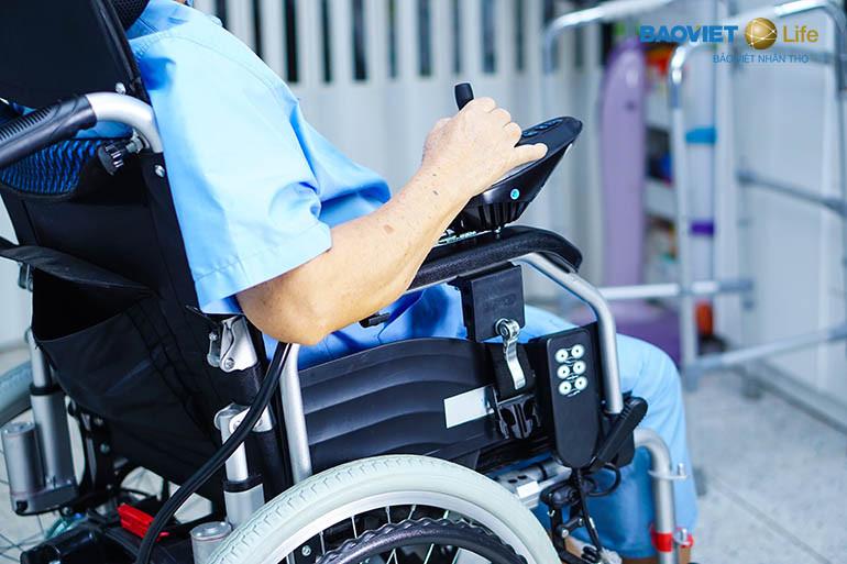 Bảo hiểm nhân thọ giúp chi trả quyền lợi bệnh tật để người bệnh sớm phục hồi