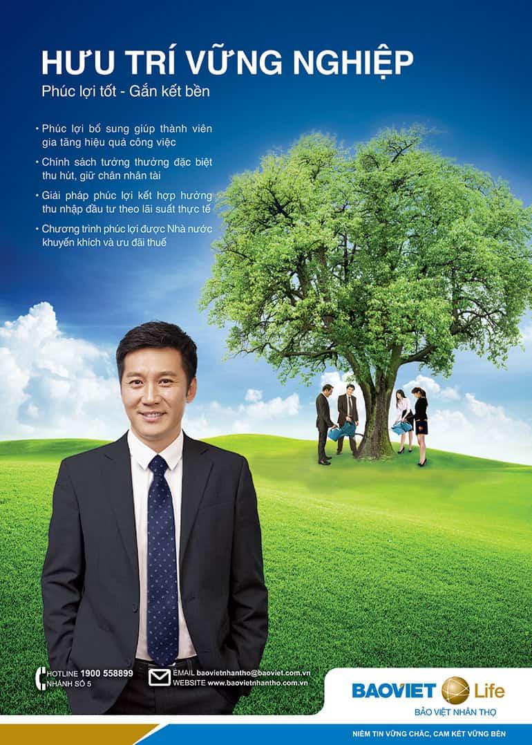 Bảo hiểm nhân thọ doanh nghiệp của Bảo Việt