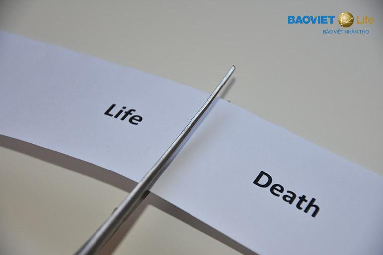 Quyền lợi bảo hiểm nhân thọ khi chết