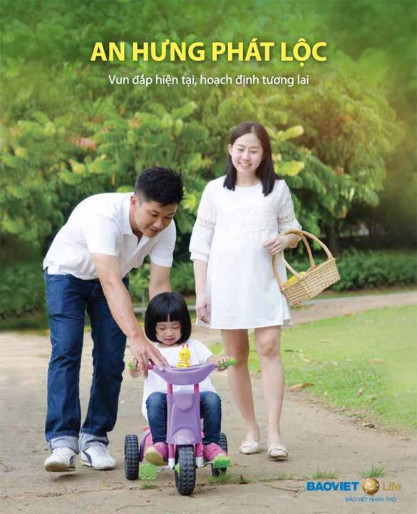 Mua bảo hiểm An Hưng Phát Lộc để tích lũy tài chính cho cả gia đình