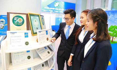 Bảo Việt Nhân thọ dẫn đầu thị trường bảo hiểm nhân thọ về tổng doanh thu phí bảo hiểm