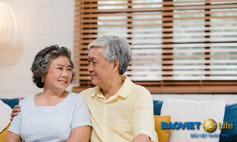 Bảo hiểm nhân thọ hưu trí mang tới một tuổi già độc lập hưởng thụ cuộc sống