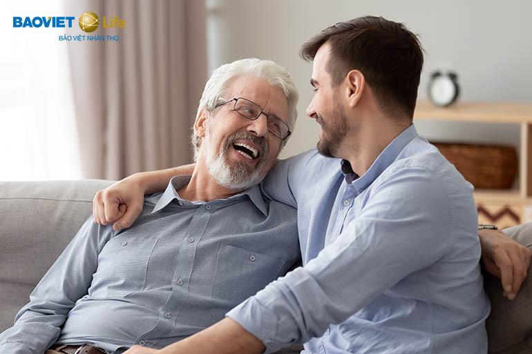 Bảo hiểm hưu trí hướng đến tuổi già an nhàn