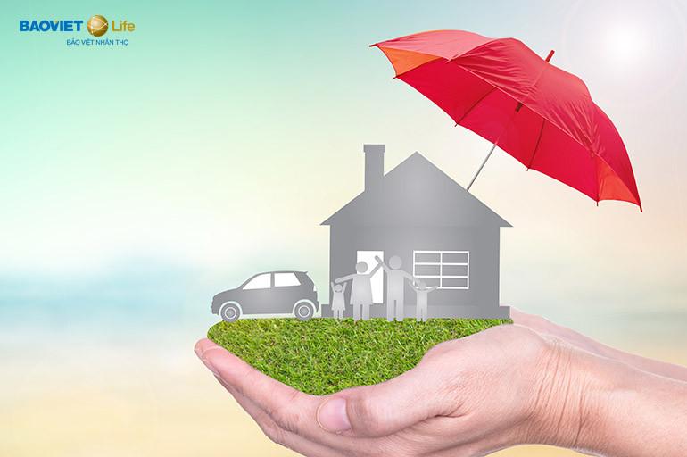 Bảo hiểm nhân thọ bảo vệ gia đình