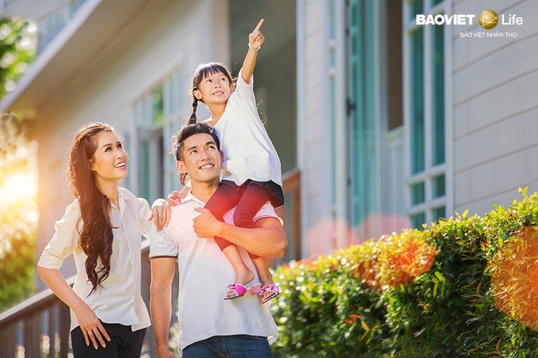 Mua bảo hiểm nhân thọ để thể hiện trách nhiệm với gia đình