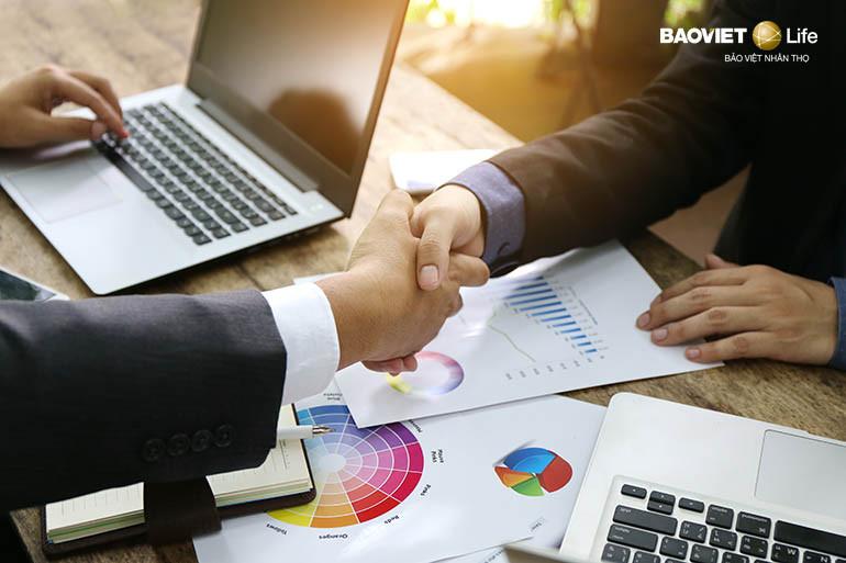 Nghiệp vụ bảo hiểm nhân thọ liên kết đầu tư mang lại khoản lãi đáng kể cho khách hàng