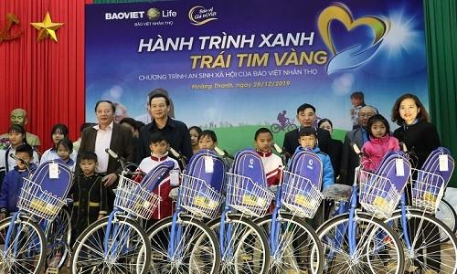 Hành trình xanh - Trái tim vàng: Tận tâm chăm sóc các gia đình tại tỉnh Bắc Giang