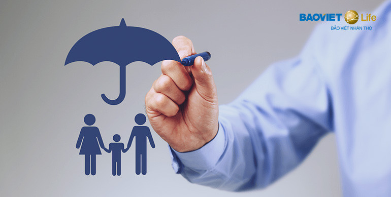 bảo vệ gia đình cùng bảo hiểm nhân thọ