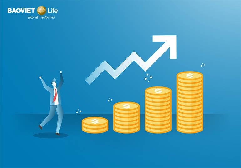 Giải pháp tài chính với mức lãi suất cao