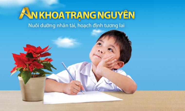 An Khoa Trạng Nguyên - Sản phẩm ưu việt mới dành cho trẻ em