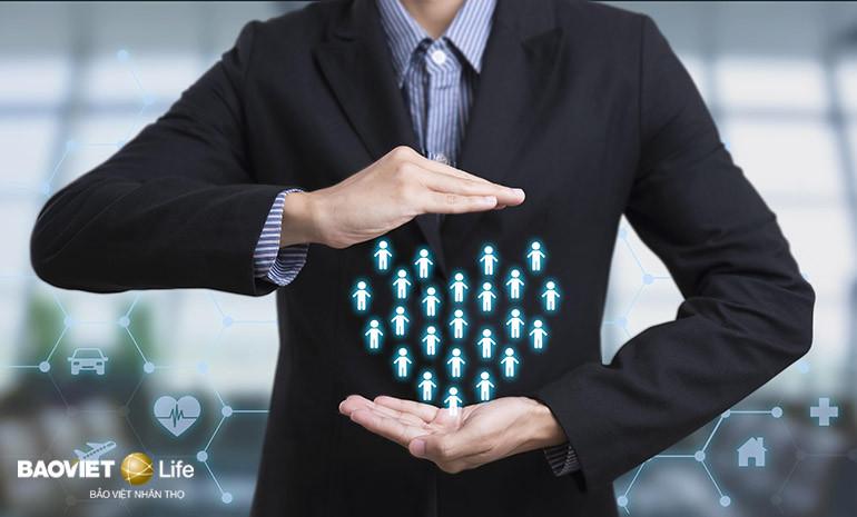 Bảo hiểm nhân thọ nhóm mang lại nhiều quyền lợi cho nhân viên