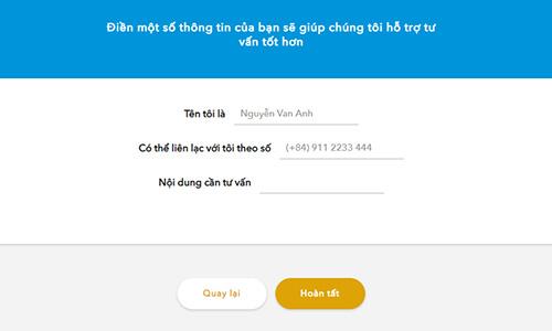 Hướng dẫn mua bảo hiểm nhân thọ online của Bảo Việt Nhân thọ