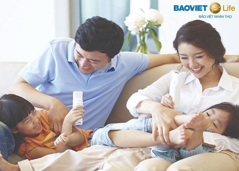 Lựa chọn gói bảo hiểm nhân thọ cho con phù hợp với kinh tế gia đình