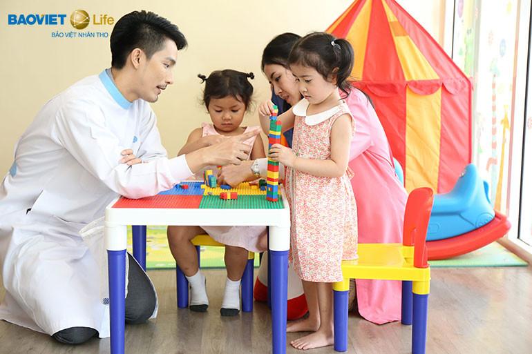 Bảo hiểm nhân thọ giáo dục bảo vệ cuộc sống con trẻ tối ưu