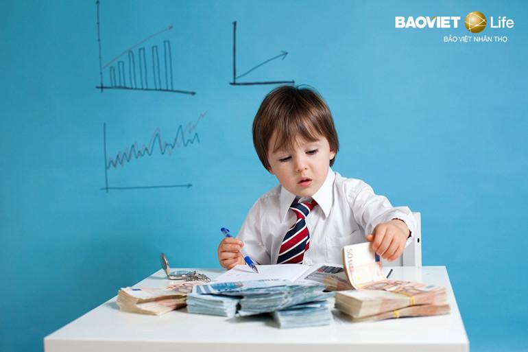 Bảo hiểm nhân thọ đảm bảo quá trình phát triển của con