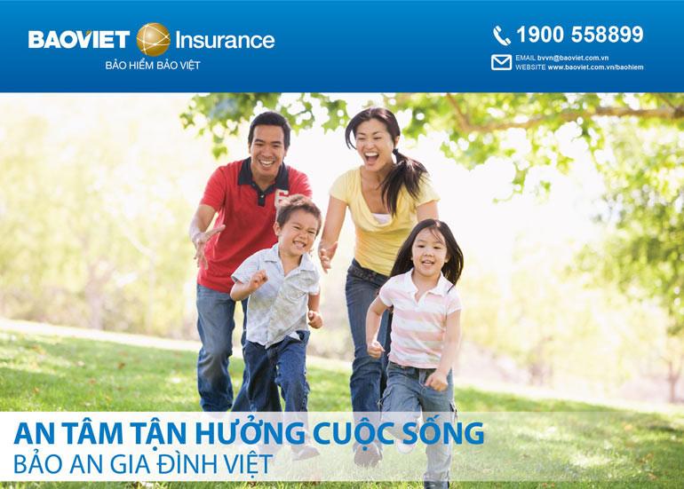Bảo An Gia Đình Việt bảo vệ tối ưu các thành viên trong gia đình