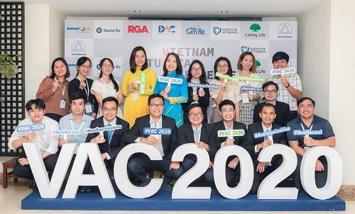 Bảo Việt Nhân thọ đồng chủ trì Hội nghị Actuary Việt Nam 2020