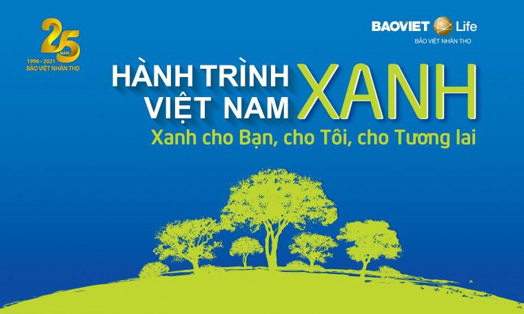 Hành trình Việt Nam xanh - Trồng 2.500 cây xanh tại Thừa Thiên Huế